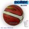 (ของแท้ 100%) ลูกบาสเกตบอล ลูกบาส Molten BG3200 ลูกบาสหนัง PU เบอร์7 indoor/outdoor สำหรับพื้นปูน