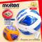 ลูกฟุตบอล ลูกบอล Molten F5A2000 เบอร์5 ลูกฟุตบอลหนังเย็บ ของแท้ 100%