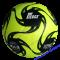 ลูกฟุตซอล ฟุตซอล หนังอัด Futsal Fierce-YL