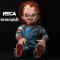 Bride of Chucky 1:1 Replica – Life-Size Chucky