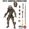 NECA Ultimate City Hunter Predator Figure โมเดลพรีเดเตอร์เนก้าของแท้