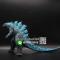 โมเดลก็อตซิลล่า Godzilla 2019 Action Figure มีจุดขยับจัดท่าทางได้ 25 จุด Version 2 (หลังสีฟ้า)