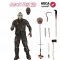 """Friday the 13th - 7"""" Scale Action Figure - Ultimate Part 7 (New Blood) Jason"""