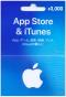 รับฝากซื้อ iTunes Card 3,000 yen จากร้านสะดวกซื้อญี่ปุ่น
