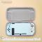 [แบรนด์ NALAN] กระเป๋า Nintendo Switch Hardcase Bag มาใหม่ ลายน้องแมว เท้าแมว สีชมพู สดใส จากแบรนด์ NALAN