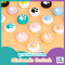 จุกยาง Thumbgrip Analog Switch Set 4 ชิ้น Pastel เท้าแมว