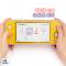 เคส กรอบ Nintendo Switch LITE CASE ล่าสุด ดีไซน์น่ารัก สีชมพูสดใส เนื้อขอบยางไม่กัดเครื่อง