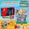 [แปลงระบบ] Nintendo Switch [ระบบ SX Atmosphere] +128 GB+Ringfit พร้อมเกมเต็มความจุ 15-20เกม {ชุดATMOS2}