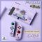 TPU CASE เคสซิลิโคน แบบนิ่ม สำหรับ Nintendo Switch เคสแยก 3 ชิ้น มีหลายลายให้เลือก