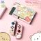TPU CASE เคสซิลิโคน แบบนิ่ม สำหรับ Nintendo Switch เคสแยก 3 ชิ้น ลาย sumikko gurashi