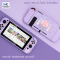 GeekShare™ TPU CASE เคสนิ่ม Nintendo Switch แยก 3 ชิ้น งานแบรนด์แท้ คุณภาพดี นู้มนิ่ม ใส่ลงDockได้