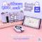 GeekShare™ ชุดเคส+ฟิล์มกระจก เข้าเซ็ทสุดน่ารัก ลายน้องกระต่าย MongMong