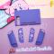 [แบรนด์ IINE] เคส ใส่รอบตัว Nintendo Switch Case สีมาใหม่! สีม่วง/ชมพู/เขียว คุณภาพดี ไม่กัดเครื่อง ผิวสัมผัสลื่น