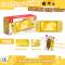 Nintendo Switch Lite Yellow สีเหลือง  (ชุดโปรโมชั่น)