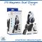 JYS Magnetic Dual Charging Stand แท่นชาร์จจอย PS5 พร้อมแท่นวางหูฟัง รองรับ Fast Charge มีไฟบอกสถานะแบตเตอรี่ ดูดีมีสไตล์