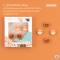 ชุด SET แบรนด์แท้ GeekShare™ •• ORANGE TONE รวมมิตร เคส,กระเป๋า,ครอบปุ่มAnalog สำหรับ Nintendo Switch โทนสีส้ม เข้าเซ็ท