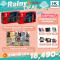 [โปรโมชั่น] Nintendo Switch [RAINYERDEAL#3] กล่องแดง แบตอึด รุ่นใหม่ล่าสุด *เลือกเกมได้ 3 เกม พร้อมของแถมพิเศษ