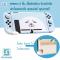 เคส Nintendo Switch เซ็ทลาย น้องอุ๋งอุ๋ง แมวน้ำสุดน่ารัก Case กันรอย3ชิ้นรอบตัว คุณภาพดี