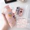 CASE Nintendo Switch เคสซิลิโคน สกรีนลาย น่ารัก pastel Silicone กันรอยรอบตัวเครื่อง เนื้อนิ่ม งานเกรดดี กระชับ