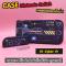เคสกันรอยรอบตัว Nintendo Switch Case เคสแยก 3 ชิ้น สกรีนลายคมชัดสวยงาม เคสสีเหลือง ชมพู ดำ ลาย CyberPunk !