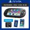 PSVITA 2000 + 16 GB : CFW. V.3.68 + PKGJ. สโตร์โหลดเกมฟรี ฟรี! ฟิล์มกันรอย + ซิลิโคน