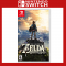 The Legend of Zelda : Breath of the Wild for Nintendo Switch