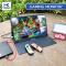 จอพกพา 15.6 นิ้ว Gaming Monitor Portable สำหรับ Nintendo Switch / PS4 / PS3 / PC / มือถือ บางเพียง 9 mm. น้ำหนักเบา ภาพชัดระดับ FULL HD
