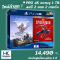 PS4 PRO 1 TB BUNDLE Spiderman + Horizon Zero Dawn - รับ 2 จอย 2 เกม ประกันศูนย์ 2 ปี