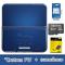 NEW 3DS LL (Metallic Blue) *แปลง CFW