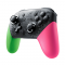 NINTENDO SWITCH PRO Controller (Splatoon) - Official Product