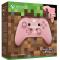 จอยไร้สาย Wireless  XBOX ONE S / PC : Minecraft Edition (Pigpink)