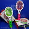 Tennis Racket : ด้ามจับไม้เทนนิสสำหรับเกม Mario Tennis Aces [Mario&Luigi Edition]