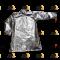 Aluminized Open back+ FR cotton liner