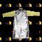 Aluminized Overcoat + Kevlar Sleeve