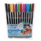 ปากกาสีเมจิก 12 สีตราม้า h-88 (1โหล)