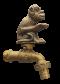 ก็อกสนาม - ลิง