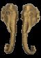 มือจับ - งวงช้าง