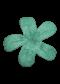 มือจับ - ดอกลั่นทมใหญ่ (เขียว)