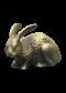 มือจับ -กระต่ายฝรั่ง