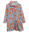 SR26-Waffle Print Shirt Dress for Girl - In Stock Now