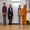 พระธรรมทูตไทยนำผู้บริหารชาวฝรั่งมหาวิทยาลัยเอดินบะระเนเปียร์ เจริญสติภาวนา