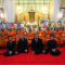 สมัชชาสงฆ์ไทยในสหรัฐอเมริกา ร่วมเป็นเจ้าภาพสวดอภิธรมศพพระธรรมมงคลเจดีย์ อดีตเจ้าอาวาสวัดอรุณฯ
