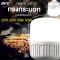 LED Shop Bulb Daylight E27 หลอดแอลอีดี ไฮวัตต์ Shop Bulb ขนาด 20, 30, 40, 50 วัตต์ แสงขาวเดย์ไลท์ ขั้วมาตรฐาน E27