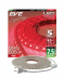 LED Strips 5M ไฟเส้นแอลอีดี SMD 5050 ขนาด 7.5w/เมตร IP65 กันน้ำ 220V ความยาว 5 เมตร ติดตั้งง่าย มีปลั๊กเสียบเข้ากับไฟบ้านได้เลย มี 7 สี แดง เขียว เหลือง น้ำเงิน ชมพู แสงขาว และแสงเหลืองวอร์มไวท์