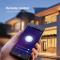 Smart LED A60 9w RGBW  หลอดอัจฉริยะ เชื่อมต่อผ่านมือถือด้วยระบบ WiFi ขนาด 9 วัตต์