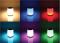 LED Speaker Fiona USB 5VDC โคมไฟแอลอีดีพร้อมลำโพงในตัวชนิดพกพา เชื่อมต่อด้วย Bluetooth ฟังเพลงเพลินๆ เปลี่ยนสี RGB