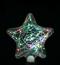 LED Fantastic Star-142 1W E27 RGB หลอดแอลอีดี รูปดาว เหมาะสำหรับตกแต่งห้อง ร้านอาหาร โรงแรม ให้แสงฟรุ้งฟริ้งสวยงาม ขนาด 1 วัตต์