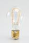 LED Filament Dimmable GLS 4w Warmwhite E27 หลอดแอลอีดี ฟิลาเมนต์ ปรับหรี่แสงด้วยสวิตซ์ดิม ทรง GLS ขนาด 4วัตต์ แสงเหลืองวอร์มไวท์ E27