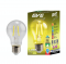 LED Filament Color GLS 4w  Yellow E27