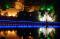 LED Par38 Color Blue 8w E27